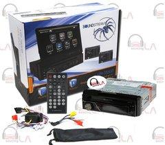 "VIR-7830B SOUNDSTREAM 7"" TV CD DVD MP3 MP4 SD USB AUX BLUTOOTH CAR STEREO RADIO"