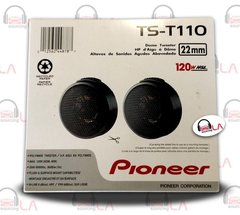 "Pioneer TST110 .87"" 240W Hard Dome Car Audio Tweeter Speakers"