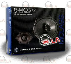 "MEMPHIS AUDIO 15-MCX572 5"" x 7"" 2-WAY CAR COAXIAL STEREO SPEAKERS 15MCX572"