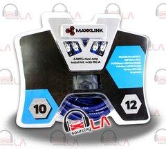 Maxxlink Maxxlink VPAK4V3 4Awg Power Only Amp Kit (No Rca'S)