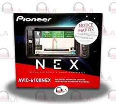"Pioneer AVIC-6100NEX DVD/CD Player 6.2"" Touchscreen GPS Bluetooth HD Radio"