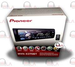 PIONEER MVH-X370BT DIGITAL MEDIA RECEIVER BLUETOOTH AUX USB FM EQUALIZER