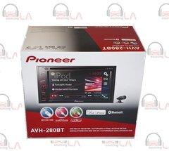 "PIONEER AVH-280BT 6.2"" TV DVD CD MP3 USB IPOD BLUETOOTH EQUALIZER CAR STEREO"