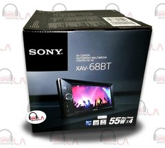 Sony Double DIN In-Dash Bluetooth Receiver - XAV-68BT