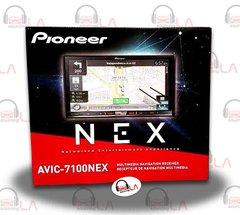 "PIONEER AVIC-7100NEX 7"" TV CD DVD MP3 USB GPS IPHONE NAVIGATION IPOD BLUETOOTH"
