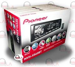 Pioneer MVH-X560BT Digital Media Receiver Built in Bluetooth