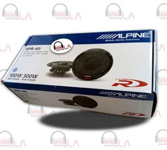 "Alpine SPR-60 2-Way 6.5"" Car Speaker"