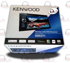 "Kenwood - DDX271 6.1"" In Dash Video Receiver"