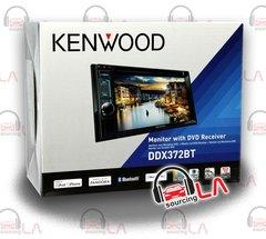 "KENWOOD DDX372BT In-DASH 2-DIN 6.2"" DVD CAR STEREO BLUETOOTH RECEIVER"