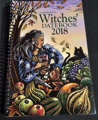 Witches Date Book 2018