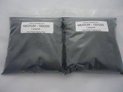 2 pounds Medium 150/220 Silicon Carbide Abrasive