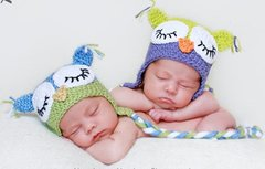 Handmade Crocheted Hats For All Sizes