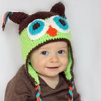Owl Handmade Crocheted Hats For All Sizes