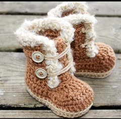 Crocheted Handmade Baby Shoes, Booties, Sandals