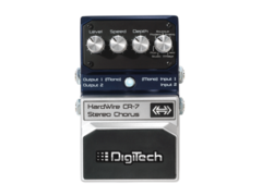 Digitech Hard Wire CR7 Stereo Chorus