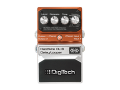 Digitech Hardwire DL8 Delay/Looper