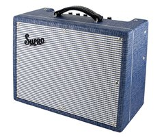 "Supro Retro Series - Titan 1 x 10"" Tube Combo Amplifier (1642RT) w/Reverb and Tremolo"