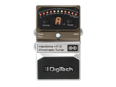 Digitech Hard Wire HT2 Chromatic Tuner