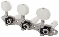 Grover Guitar Machineheads - Deluxe Classical Guitar Machineheads 306 Series - Machine-head / Tuners - set of 6