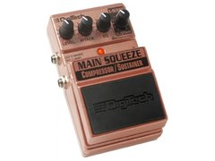 Digitech Main Squeeze Compressor/Sustainer