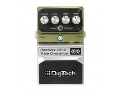 Digitech Hard Wire CM2 Tube Overdrive