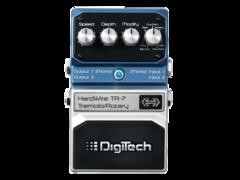 Digitech Hard Wire TR7 Tremolo/Rotary/Vibrato