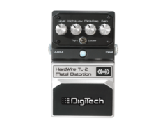 Digitech Hard Wire TL2 Metal Distortion
