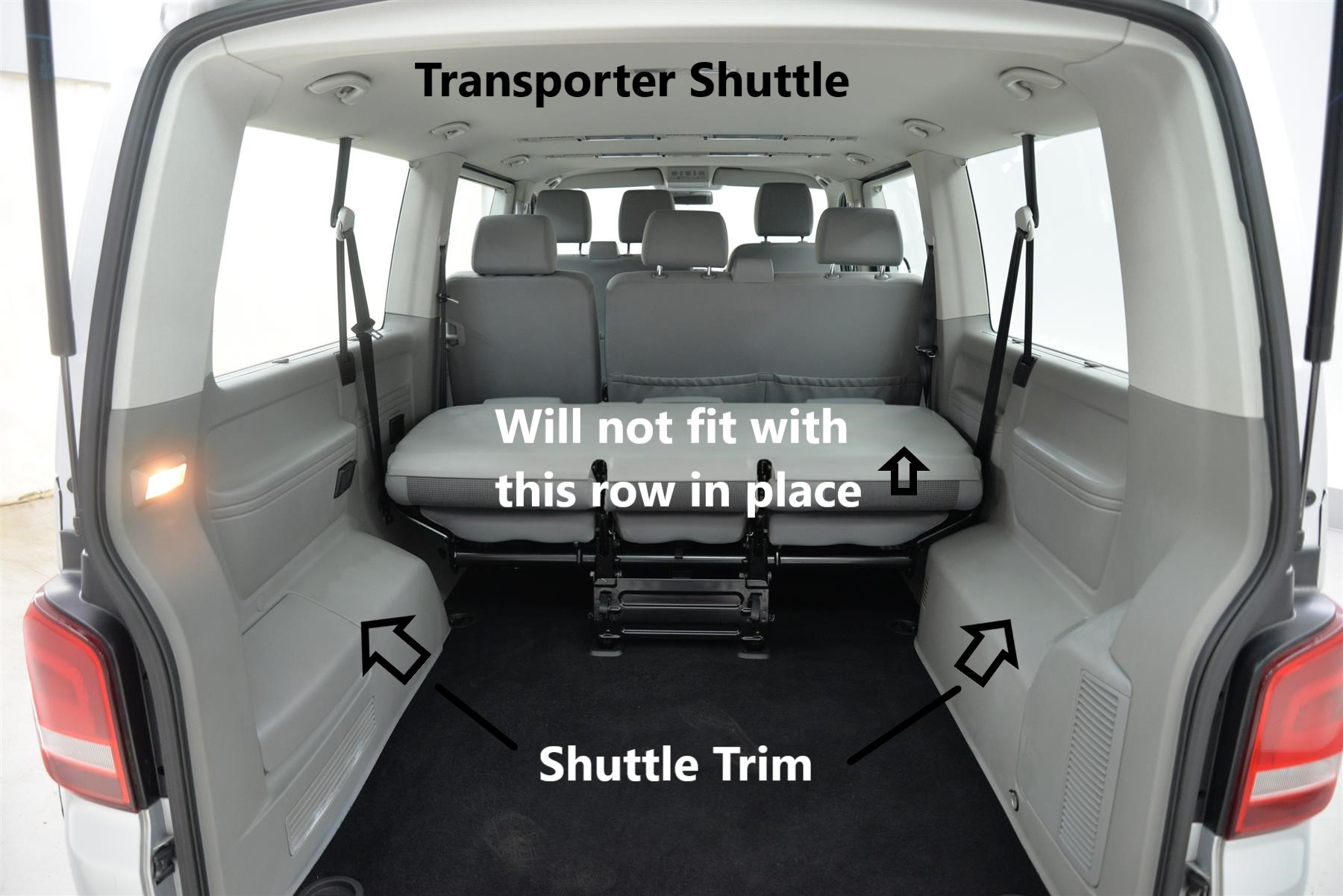 vw transporter shuttle kombi bed infinity customs kids. Black Bedroom Furniture Sets. Home Design Ideas
