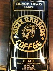100% Pure Siete Baracos Black Gold (Liberica)