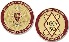PIKE 150th Anniversary Coin