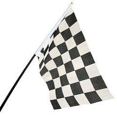 Cloth Racing Flag