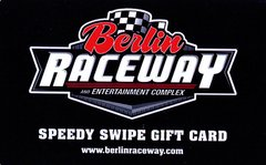 Berlin Raceway Gift Card