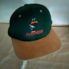 Guinness Baseball Cap - Toucan, and you can enjoy too... .