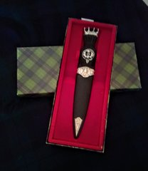 Scottish Dagger (Sgian Dubh) by Art Pewter