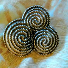 Celtic Brooch of Newgrange, County Meath - Solvar of Ireland