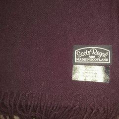 Lambswool Scarf - Scots Regal Mills