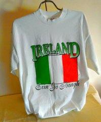 T-Shirts Ireland Tri-Colour Flag - by LePays