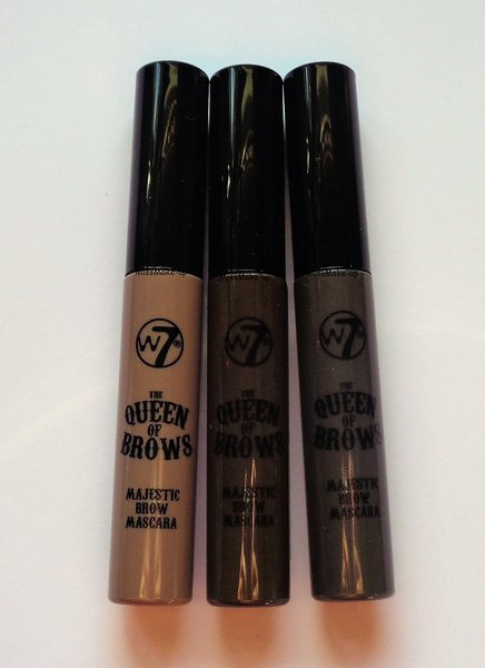 W7 The Queen of Brows Majestic Brow Mascara   MissMake-Up ...