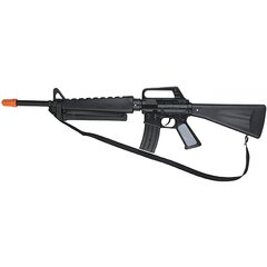 US M-16 8 Shot Cap Rifle - Black Finish by Gonher in Spain