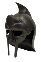 Medieval Roman Gladiator War Helmet Reproduction – Antique Finish