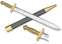 Civil War M1832 Short Artillery Sword