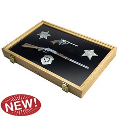 Western Outlaws Denix Replica HOW THE WEST WAS WON Display Set 5-PC Collection