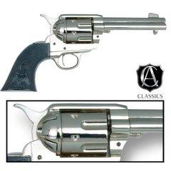 CA Classics 1873 Fast Draw Revolver Detailed Replica - Caps Firing