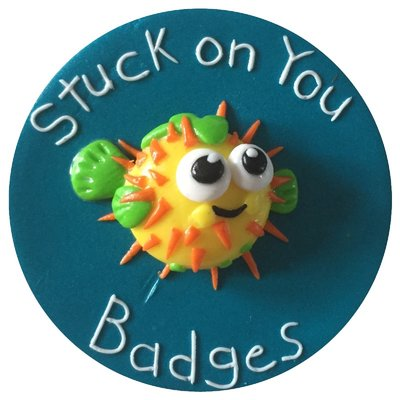 Top Products | Stuck On You Badges CQ03