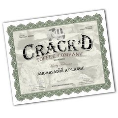 Crack'd Ambassadorship