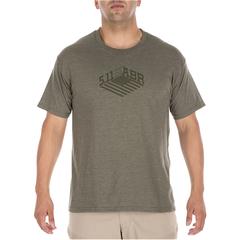 5.11 Heart Henna T-Shirt