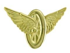 Motors Pin Gold