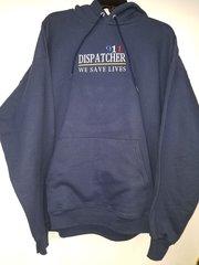 Code 4 Designs Dispatch Hooded Sweatshirt