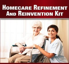 Trade Manual and Package:  Home Care Refinement and Reinvention Kit