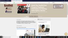 Hawaii Adult Day Care Training Program